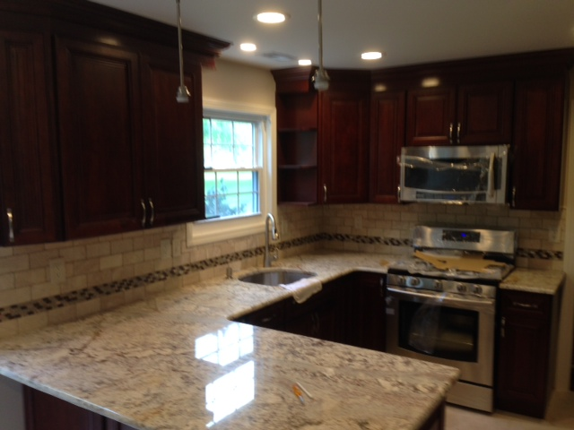 See Our New Kitchen Install In Freehold Nj Renovations