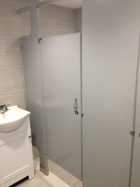 Our Latest Commercial Bathroom Renovation In Point